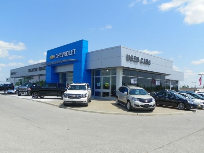 Chev Dealership, New Hamburg