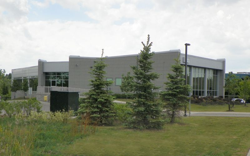 Corporate Offices, Markham